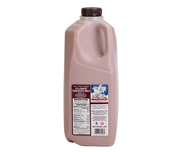 chocolate milk 1%
